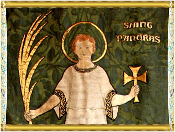 Oraciones A San Pancracio Oraciones A San Pancraciooraciones A San Pancracio